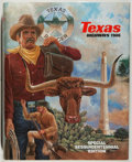 Books:Americana & American History, [Texana]. Texas Highways. Sesquicentennial Edition.Commemorative bound volume of all twelve 1986 issues. Quarto. Fi...