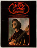 Books:Music & Sheet Music, Woody Guthrie. Harold Leventhal & Marjorie Guthrie [editors].The Woody Guthrie Songbook. Grosset & Dunlap, 1976...
