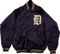 Baseball Collectibles:Others, Early 1970's Detroit Tigers Game Worn Jacket - No. 22....