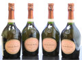 Champagne, Laurent Perrier Champagne NV . Brut Rose. Bottle (4). ...(Total: 4 Btls. )
