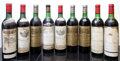 Red Bordeaux, Chateau Bel Orme Tronquoy de Lalande. 1966 Haut Medoc hs,hwasl Bottle (1). Chateau Cantenac Brown. 1967 M... (Total: 9Btls. )
