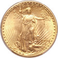 Saint-Gaudens Double Eagles, 1924-S $20 MS63 PCGS....