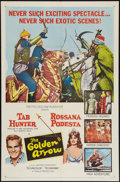 "Movie Posters:Adventure, The Golden Arrow (MGM, 1963). One Sheet (27"" X 41"") & LobbyCard Set of 8 (11"" X 14""). Adventure.. ... (Total: 9 Items)"