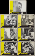 "Movie Posters:Academy Award Winners, Midnight Cowboy (United Artists, 1969). Lobby Cards (7) (11"" X 14"")& French Lobby Cards (3) (9"" X 11.5""). Academy Award Win...(Total: 10 Items)"
