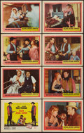 "Movie Posters:Comedy, Alias Jesse James (United Artists, 1959). Lobby Card Set of 8 (11"" X 14""). Comedy.. ... (Total: 8 Items)"