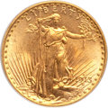 Saint-Gaudens Double Eagles, 1913-D $20 MS65 PCGS....