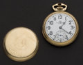 Timepieces:Pocket (post 1900), Ball 21 Jewel 999 B Official Standard Pocket Watch. ...