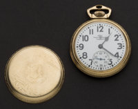 Ball 21 Jewel 999 B Official Standard Pocket Watch