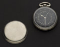 Timepieces:Pocket (post 1900), Hamilton 22 Jewel 4992 B Pocket Watch. ...