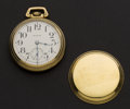Timepieces:Pocket (post 1900), Elgin 23 Jewel Veritas Pocket Watch. ...