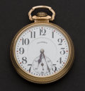 Timepieces:Pocket (post 1900), Illinois 23 Jewel 16 Size Pocket Watch. ...