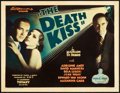 "Movie Posters:Mystery, The Death Kiss (KBS Productions, 1932). Title Lobby Card (11"" X14"").. ..."