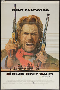 """The Outlaw Josey Wales (Warner Brothers, 1976). One Sheet (27"""" X 41""""). Western"""