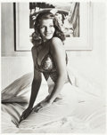 "Movie Posters:Miscellaneous, Rita Hayworth by Bob Landry (Columbia, 1941). Pinup Photo (11"" X14"").. ..."