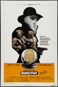 """Movie Posters:Hitchcock, Family Plot (Universal, 1976). One Sheet (27"""" X 41"""") & Program (4 Pages, 8.5"""" X 12""""). Hitchcock.. ... (Total: 2 Items)"""