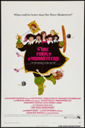 """Movie Posters:Swashbuckler, The Four Musketeers (20th Century Fox, 1975). One Sheets (2) (27"""" X 41"""") Regular and Style B, & Lobby Card Set of 8 (11"""" X 1... (Total: 11 Items)"""