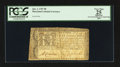 Colonial Notes:Maryland, Maryland January 1, 1767 $8 PCGS Apparent Very Fine 25.. ...