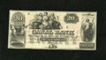 Obsoletes By State:Louisiana, New Orleans, LA- Canal Bank $20 18__. This $20 is of the type that has three allegorical maidens as the main vignette and a ...