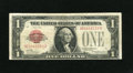 Small Size:Legal Tender Notes, Fr. 1500 $1 1928 Legal Tender Note. Fine.. Sound edges are a traitof this example....