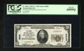 National Bank Notes:West Virginia, Sistersville, WV - $20 1929 Ty. 1 The Union NB Ch. # 5028. Thisnote is one of a short run of high-grade $20 examples. ...
