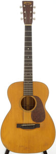 Musical Instruments:Acoustic Guitars, 1936 Martin 00-18 Natural Acoustic Guitar, Serial # 64982....