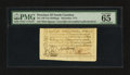Colonial Notes:North Carolina, North Carolina December, 1771 10s PMG Gem Uncirculated 65 EPQ.. ...