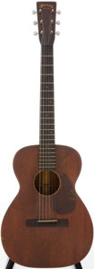 Musical Instruments:Acoustic Guitars, 1936 Martin 0-17 Natural Acoustic Guitar, Serial # 63002....