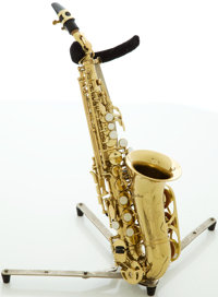 Recent Antigua Winds Brass Soprano Saxophone