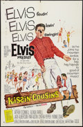 """Movie Posters:Elvis Presley, Kissin' Cousins and Other Lot (MGM, 1964). One Sheet (27"""" X 41"""")and Lobby Cards (7) (11"""" X 14""""). Elvis Presley.. ... (Total: 8Items)"""
