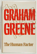Books:Mystery & Detective Fiction, Graham Greene. The Human Factor. Bodley Head, 1978. Verygood....