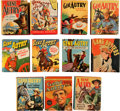 Big Little Book:Miscellaneous, Big Little Book Gene Autry Group (Whitman, 1938-49) Condition:Average VF/NM.... (Total: 11 Items)
