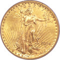Saint-Gaudens Double Eagles, 1914 $20 MS64 PCGS. CAC....