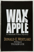 Books:Mystery & Detective Fiction, Donald Westlake. INSCRIBED. Wax Apple. Five Star, 2001.Later edition. Signed and inscribed by the author. No du...