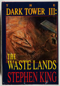 Books:Horror & Supernatural, Stephen King. The Dark Tower III: The Waste Lands. HamptonFalls: Grant, [1991]. First edition, first printing. Octa...