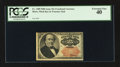 Fractional Currency:Fifth Issue, Fr. 1309 25¢ Fifth Issue PCGS Extremely Fine 40.. ...