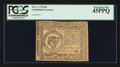 Colonial Notes:Continental Congress Issues, Continental Currency November 2, 1776 $8 PCGS Extremely Fine45PPQ.. ...