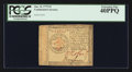 Colonial Notes:Continental Congress Issues, Continental Currency January 14, 1779 $3 PCGS Extremely Fine40PPQ.. ...