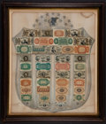 Fractional Currency:Shield, Fr. 1382 Fractional Currency Shield, With Gray Background.. ...