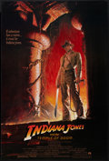 """Movie Posters:Adventure, Indiana Jones and the Temple of Doom (Paramount, 1984). One Sheet(27"""" X 40""""). Style A. Adventure.. ..."""