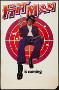 "Movie Posters:Blaxploitation, Hit Man (MGM, 1973). Poster (29.5"" X 45""). Advance.Blaxploitation.. ..."