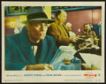 """Movie Posters:Hitchcock, The Wrong Man (Warner Brothers, 1957). Lobby Card (11"""" X 14"""").Hitchcock.. ..."""