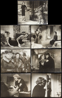 """Dead Ringer (Warner Brothers, 1964). Deluxe Photos (7) (11"""" X 14"""") & International Lobby Cards (5) (11&quo..."""
