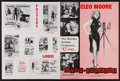 """Movie Posters:Bad Girl, Over-Exposed & Other Lot (Columbia, 1956). Uncut Pressbooks (2) (Multiple Pages, 12"""" X 16"""" & 14"""" X 18""""). Bad Girl.. ... (Total: 2 Items)"""