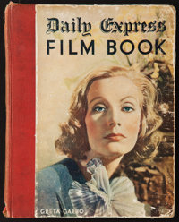 """Daily Express Film Book (Daily Express Publications, 1935). British Hardbound Book (208 Pages, 9"""" X 11""""). Misc..."""