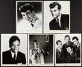 """Movie Posters:Rock and Roll, Rock and Roll Lot (Various, 1950's). Photos & Portrait Photos(7) (8"""" X 10""""). Rock and Roll.. ... (Total: 7 Items)"""