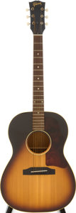 Musical Instruments:Acoustic Guitars, 1964 Gibson LG-1 Sunburst Acoustic Guitar, Serial # 179091....