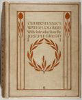 Books:Art & Architecture, George Cruikshank. LIMITED. Cruikshank's Water Colors. A. & C. Black, 1903. Limited to 300 numbered copies. Quar...