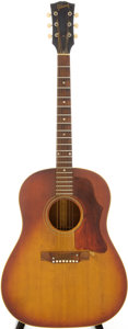 Musical Instruments:Acoustic Guitars, 1969 Gibson J-45 Acoustic Guitar, Serial # 533321....