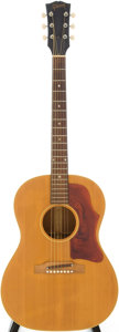 Musical Instruments:Acoustic Guitars, 1964 Gibson B-25 Acoustic Guitar, Serial # 118038....