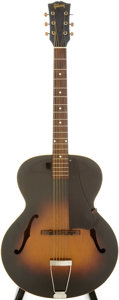 Musical Instruments:Acoustic Guitars, 1953 Gibson L-48 Sunburst Archtop Acoustic Guitar, Serial #Y4818....